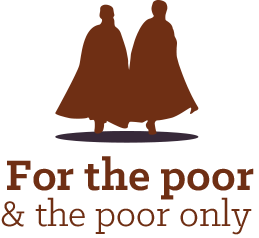 For the poor & the poor only